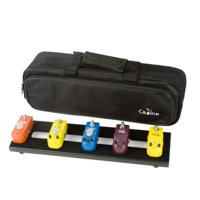 CALINE CB107 PEDALBOARD WITH BAG