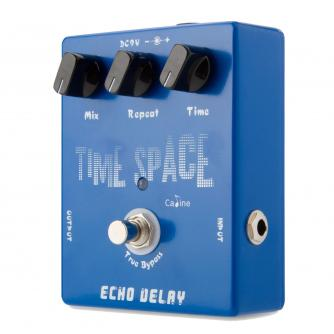 CALINE CP17 TIME SPACE ECHO DELAY