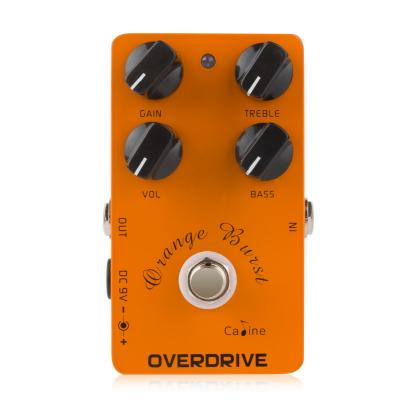 CALINE CP18 ORANGE BURST OVERDRIVE