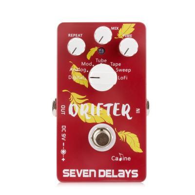 CALINE CP37 DRIFTER SEVEN DELAYS