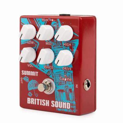 CALINE CP58 BRITISH SOUND