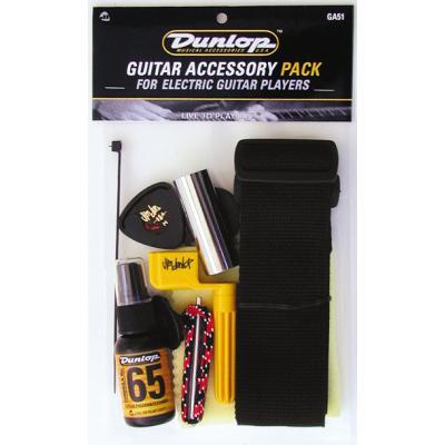 DUNLOP GA51 ACCPACK-ELECT W/STRAP