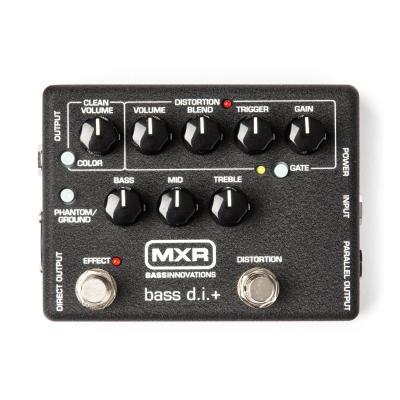 DUNLOP MXR M80 BASS DISTORTION