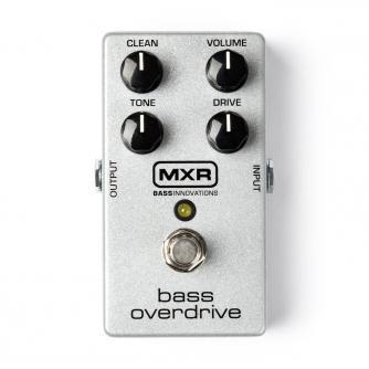 DUNLOP MXR M89 BASS OVERDRIVE