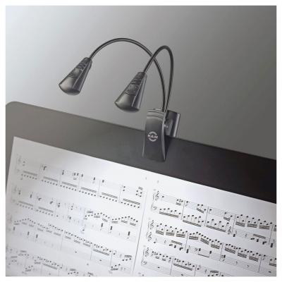 K&M 12243 MUSIC STAND LIGHT