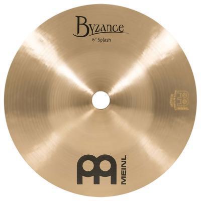 MEINL B6S BYZANCE TRADITIONAL SPLASH