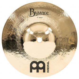 MEINL B8S-B BYZANCE BRILLIANT SPLASH