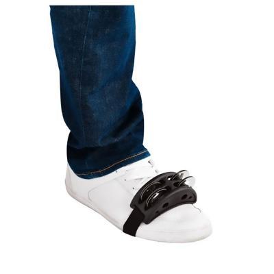 MEINL CFJS2S-BK COMPACT FOOT TAMBURIN