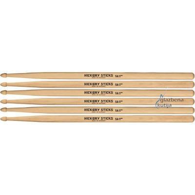 MEINL HS101-3 HICKORY 5A 3-PACK