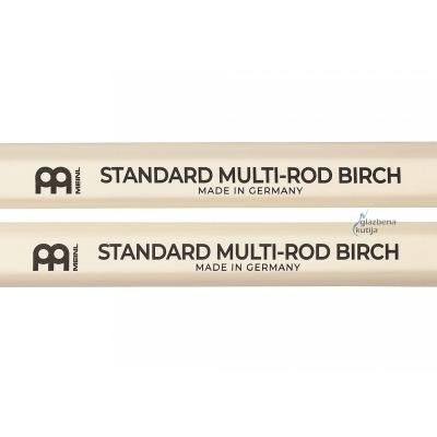 MEINL SB200 MULTI ROD BIRCH STANDARD