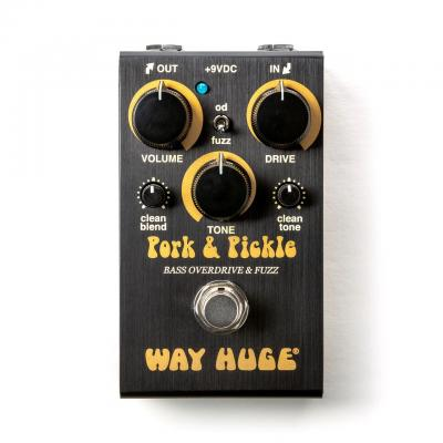 WAY HUGE WM91 SMALLS PORK & PICKLE OVERDRIVE & FUZZ