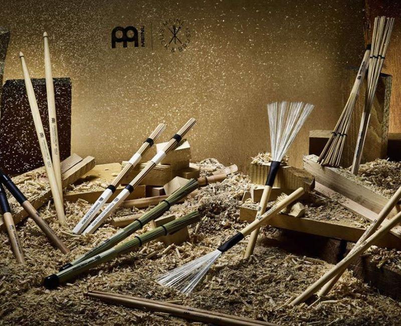 Meinl stick & brush