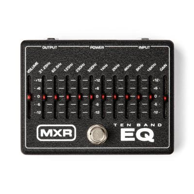 DUNLOP MXR M108 EU 10 BAND EQ