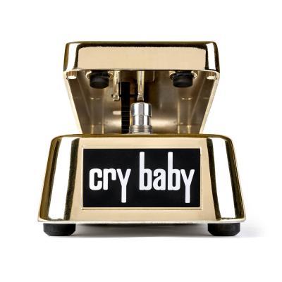 DUNLOP GCB95G GOLD CRY BABY WAH
